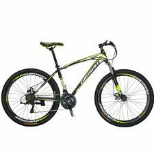 """X1 27.5"""" mountain Bike Shimano 21 Speed Mens Bicycle Front Suspension Disc Brake"""