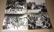 (Set of 19) Le Tre Spade di Zorro {Guy Stocwell} Int. Movie Original Photos 60s