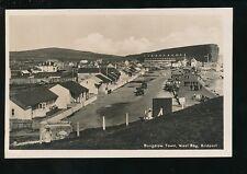 Dorset BRIDPORT West Bay Bungalow Town c1910/20s? RP PPC