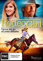 Rodeo Girl (DVD) (Region 4) Aussie Release