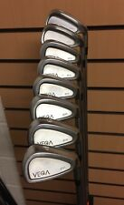 Vega VC-01 Satin 3-PW / Iomic Grips / SST Pure / Tour Issue / Forged