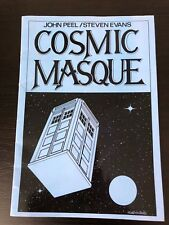 Doctor Who Fanzine: Cosmic Masque Issue 1 Reproduction (1977)
