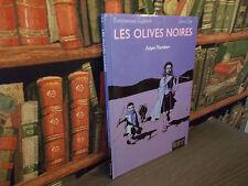 Les Olives Noires-Tome 2-Adam Harishon-Guibert-Sfar-Bd