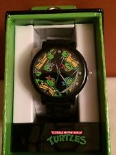 Teenage Mutant Ninja Turtles Unisex Watch New in Gift Box NEW VHTF!
