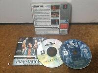 Smackdown 1 & War Zone Bundle Wrestling WWF WWE - PS1 Playstation 1