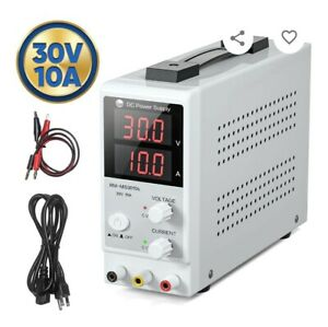 30V 10A RM-MS30Mini Variable Regulated Adjustable DC Power Supply for Laboratory