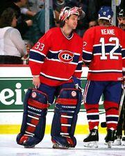 Patrick Roy  Montreal Canadiens 8x10 Photo