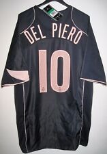 DEL PIERO #10 2004-2005 MAGLIA AWAY ROSA JUVE FOOTBALL SHIRT NIKE TRIKOT SKY XL