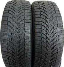2 Stück - 205/55 R16 - 205/55/16 - Michelin - Alpin A4 - Winterreifen - 91T