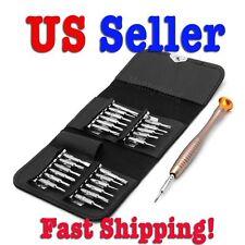 25 in1 Precision Torx Screwdriver Cell Phone Repair Tool Set for iPhone Laptop