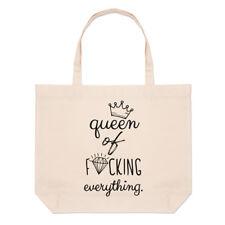 Diamond Queen of F-King todo Bolso Playa Grande-Girls Gracioso hombro