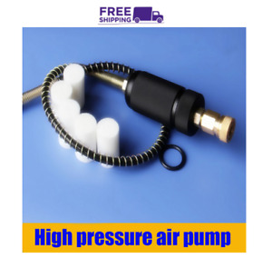 Yong Heng 50MPa High Pressure Air Pump Filter Oil-Water PCP Compressor Spare Kit