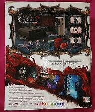 CASTLEVANIA LORDS OF SHADOW 2 COLLECTOR XBOX 360 NEUF VERSION FRANCAISE + GUIDE