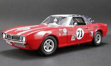 ACME Pre-Order 1:18 1968 Joie Chitwood #71 Chevy Camaro Daytona 24 HRs LE MIB