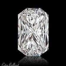 1.01 Carat G/VVS1/Ideal-Cut Radiant AGI Certify Genuine Diamond 6.08x4.96x3.53mm