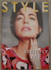 Claudia Winkleman - Sunday Times Style magazine – 31 August 2014