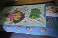 housse de couette dora l'exploratrice /duvet cover Dora the Explorer