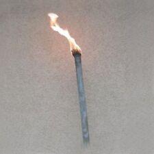 TORCIA storica legno fuoco torcia Torcia in legno NUOVO °° °°
