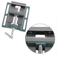 "Brand New 4"" 100mm Vice Vise Drill Press Machine Work Bench Pillar Clamp Jaw UK"