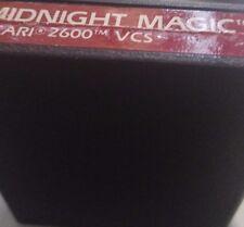 Midnight Magic Atari VCS 2600 (Modul - ok)