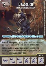 Dracolich Paragon Undead Dragon #138 - Dungeons & Dragons Battle - Dice Masters