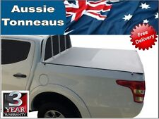 Mitsubishi MQ Triton Dual Cab  Clip On Ute Tonneau Cover July 2015 to Current .