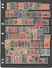 oldhal-Panama- Nice lot of Stamps from 1906-1942 Mint/Used