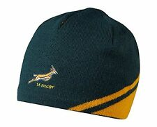 ASICS South African Springbok Rugby Gameday Beanie Hat [green]