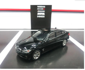 1:43 BMW 3GT Diecasts Model Car Toy Black