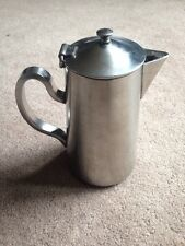 Antique Vintage D.W. HABER & SON Coffee Pot/Teapot/Water Pitcher