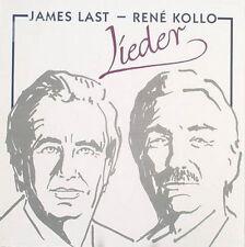 """12"""" James Last Rene Kollo Lieder 80`s Polydor (Herbstlaub, Deine Hände)"""