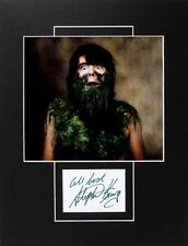 **STEPHEN KING SIGNED PHOTO AUTHENTIC AUTOGRAPH HORROR AUTHOR CARRIE CREEPSHOW**