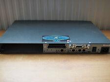 Cisco 2651 Router 64D/16F 12.4 K9 IOS 2xFE puertos CCNA CCPN Lab 2651XM