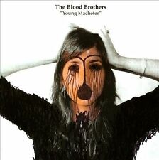The Blood Brothers - Young Machetes 2xCD Edition Glassjaw Botch Das Oath Locust