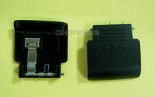 Original New SD Memory Card Chamber Door Cover For NIKON D3100 + Metal + Spring