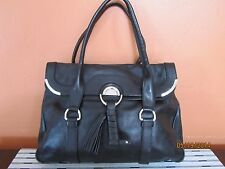 Authentic Brand New CELINE Black Large Leather Handbag