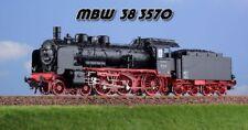 Mbw 383570 Locomotive à Vapeur Br 38 3570 - Dr Époque 3 Voie 0