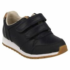 Clarks Casual Trainers Hook & Loop Fasteners Shoes for Boys