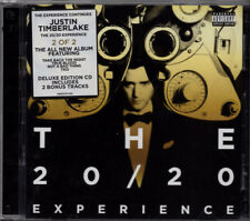 Justin Timberlake - The 20/20 Experience (2 Of 2) (2013)  2CD Deluxe Edition NEW