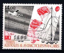 TAAF - PA - 1986 - Ricerca scientifica nei Territori