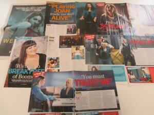 WENTWORTH*Oct 2021*Magazine Clippings*Pamela Rabe Susie Porter Katrina Milosevic