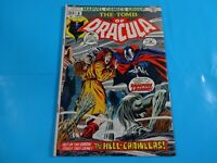 Tomb Of dracula  #8 nice Marvel comics Comic book