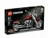 LEGO Creator Expert 10269 Harley-Davidson Fat Boy Motorcycle NIB