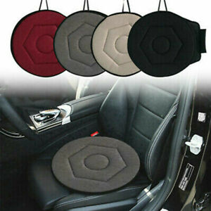 Swivel Cushion Car Seat & Chair Mobility Aid Moving Part 360° Rotating