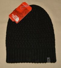 The North Face Women's Men's Unisex Slouch Shinsky Beanie Hat One Size Black New
