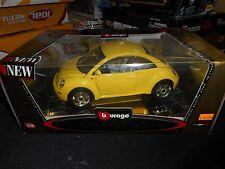 Bburago - 1998 Volkswagen Beetle (1:18)