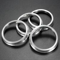 Conversion spigot reducer rings for VW For AUDI MERCEDES alloy wheels 66.6