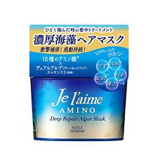 [KOSE JE L'AIME] Amino Deep Repair Algae Hair Mask 200g JAPAN NEW