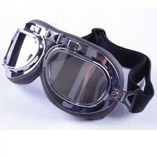 Motorradbrille Fliegerbrille Biker-Brille ATV Quad Oldtimer Retro 104