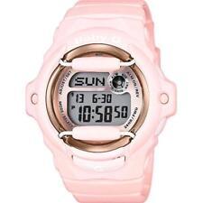 Casio Baby-G Womens Wrist Watch BG169G-4B BG-169G-4B Rose Pink Face Protector